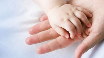 Bebeğimizin sesini duyduk çok şükür…