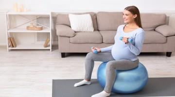Hamilelikle Spor ve Yaşam